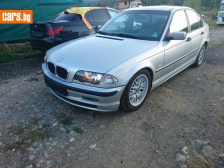 BMW 320 2.0д 136 photo