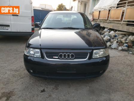 Audi A3 1.8T quattro photo