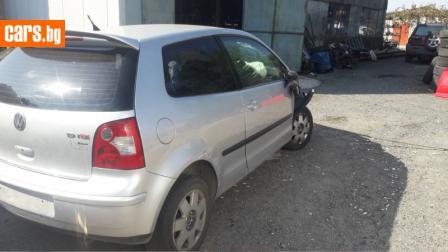 VW Polo 1.4TDI photo