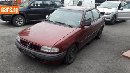 Opel Astra 1.7 тди photo