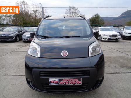 Fiat Qubo 1.4 CNG photo