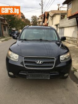 Hyundai Santa Fe 2.2CRDi photo