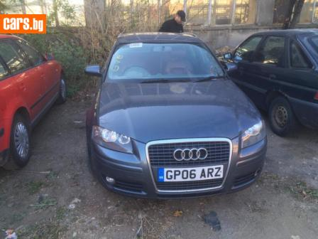 Audi A3 2.0 TDI BKD photo