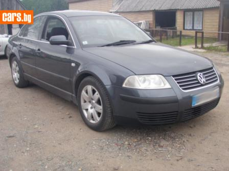 VW Passat B5,5 1.8T photo