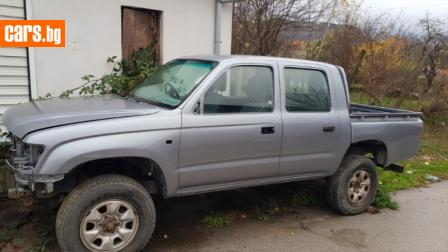 Toyota Hilux 2.5    D4D photo