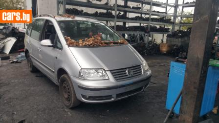 VW Sharan 1.9 photo