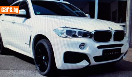BMW X6 3.0 TDI photo
