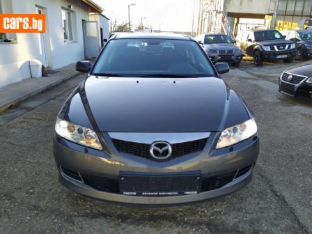 Mazda 6 2.0 дизел photo