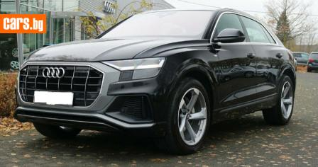 Audi Q8 50TDI S LINE photo