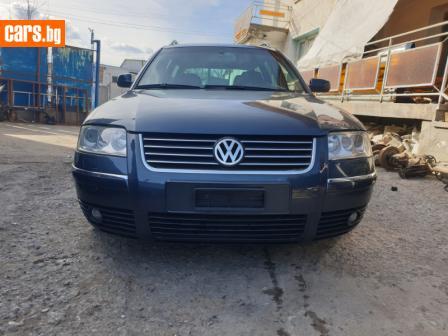 VW Passat 2.8 4motion photo