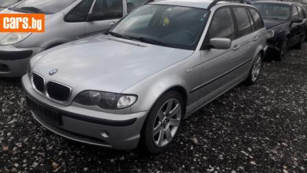 BMW 320 2.0D 150 photo