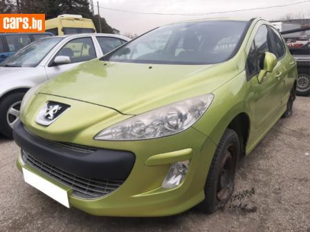 Peugeot 308 1.6i 16v photo