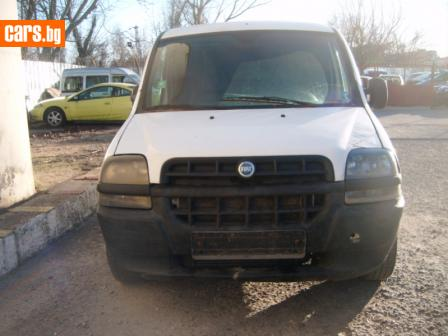 Fiat Doblo 1.3MJET photo