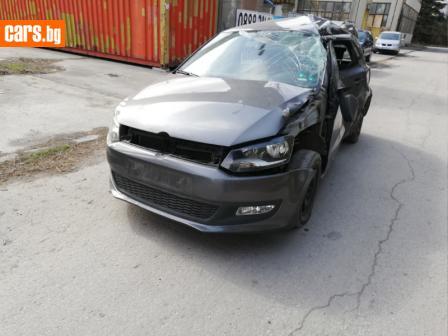 VW Polo 1,2 TSI photo