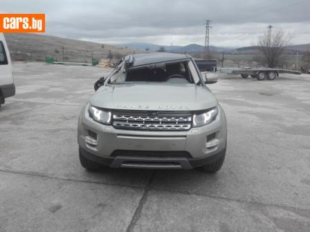 Land Rover Range Rover Evoque 2.2 photo