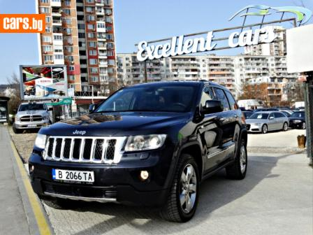 Jeep Grand Cherokee 3.0D;OVERLAND photo