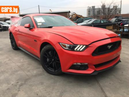 Ford Mustang 5.0 GT photo