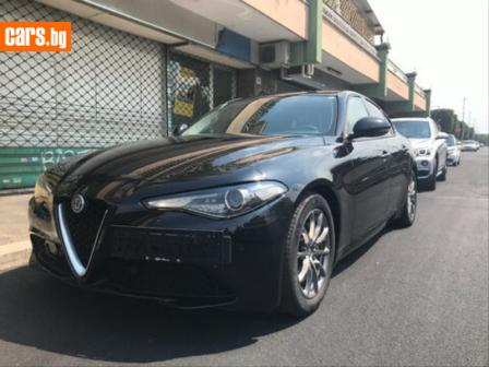Alfa Romeo Giulia 2.2 q4 photo
