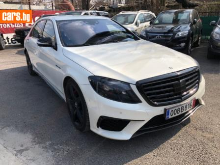 Mercedes-Benz S 63 AMG Long Renntech photo
