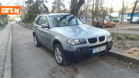 BMW X3 3.0 D 204 к.с. photo