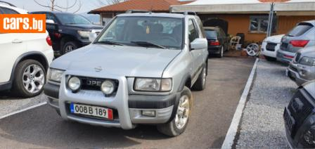 Opel Frontera 2.2 td photo