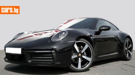 Porsche 911 992 Carrera 4S photo