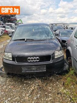 Audi A2 1.4  16v photo