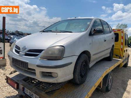 Nissan Almera Tino 2.2d photo