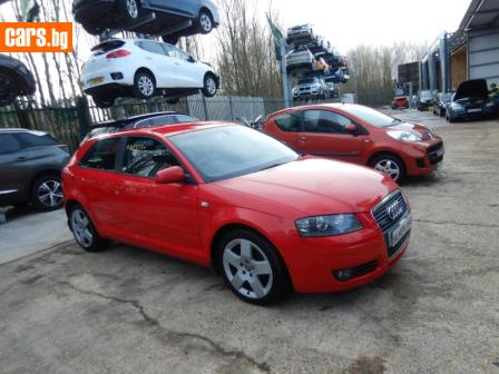 Audi A3 2.0tdi quattro photo