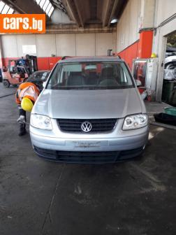VW Touran 1.9 TDI photo