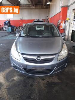 Opel Corsa 1.2 photo