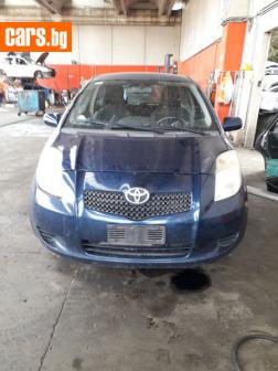 Toyota Yaris 1.4 photo