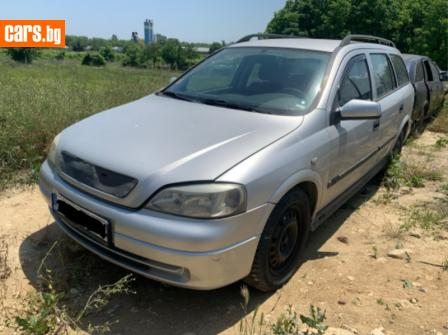 Opel Astra 2.0DTL photo