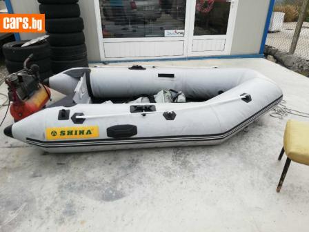 SHINA Гумена лодка photo