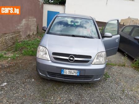 Opel Meriva 1.7 photo