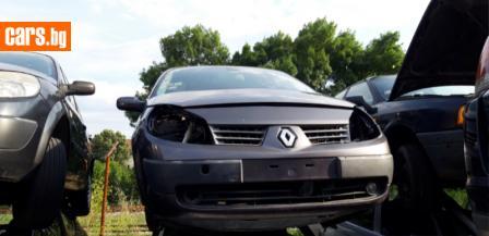 Renault Scenic 1.9dci photo