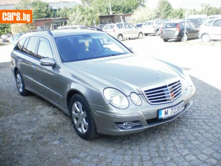 Mercedes-Benz E 320 CDI photo