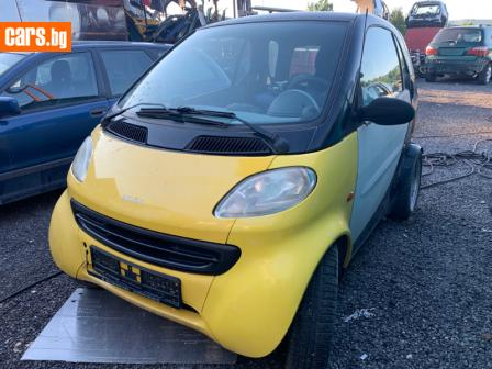 Smart ForTwo 0.6 turbo photo