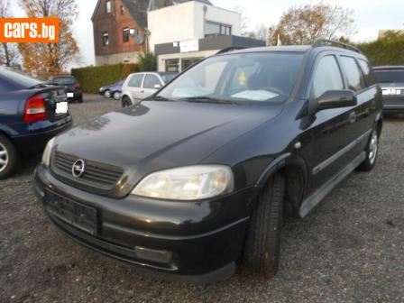 Opel Astra 2.2 dtl photo