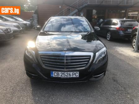 Mercedes-Benz S 350 CDI Long photo
