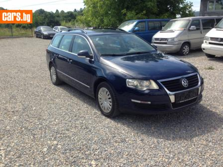 VW Passat 2.0 TDI 4x4 photo