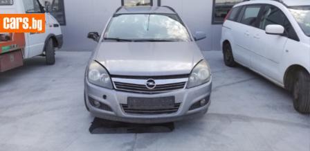 Opel Astra 1.9cdti photo