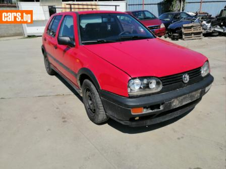 VW Golf Golf 3 1.4 photo