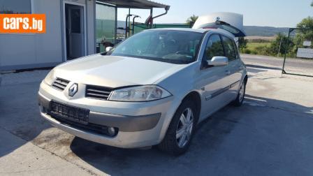 Renault Megane 1.9dci photo