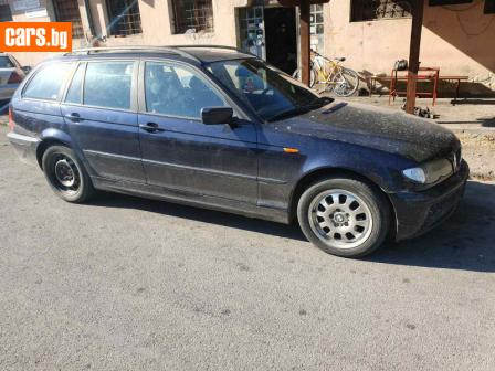 BMW 318 1.8 143kc photo