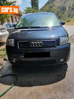 Audi A2 1.6 FSI photo
