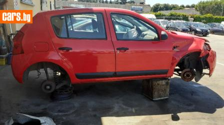 Dacia Sandero 1.4 K7J photo