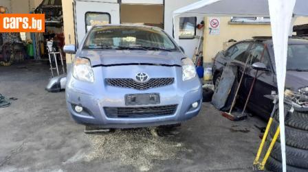 Toyota Yaris 1.0 photo