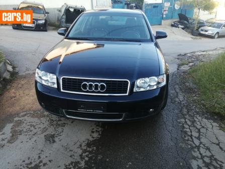 Audi A4 2.0 photo