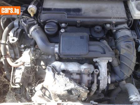 Peugeot 307 1.4tdi photo